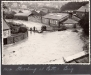 Flooding at Betty's Brig, Cumnock, 1954 (2)