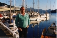 john-roy-in-front-of-yacht-club-in-wellington-while-in-nz-on-holiday
