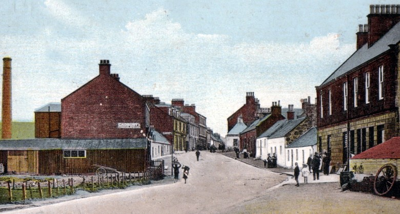 NEW CUMNOCK NOW AND THEN